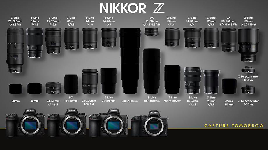 Краткое резюме после закрытой презентации Nikon