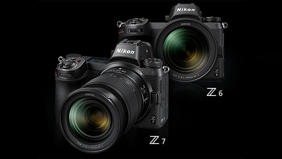 Обновление прошивки 3.20 для Nikon Z 7 и Z 6