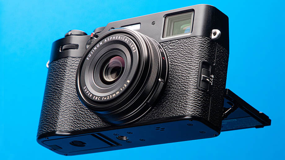 Обновление прошивки Fujifilm X100V поможет с перегревом