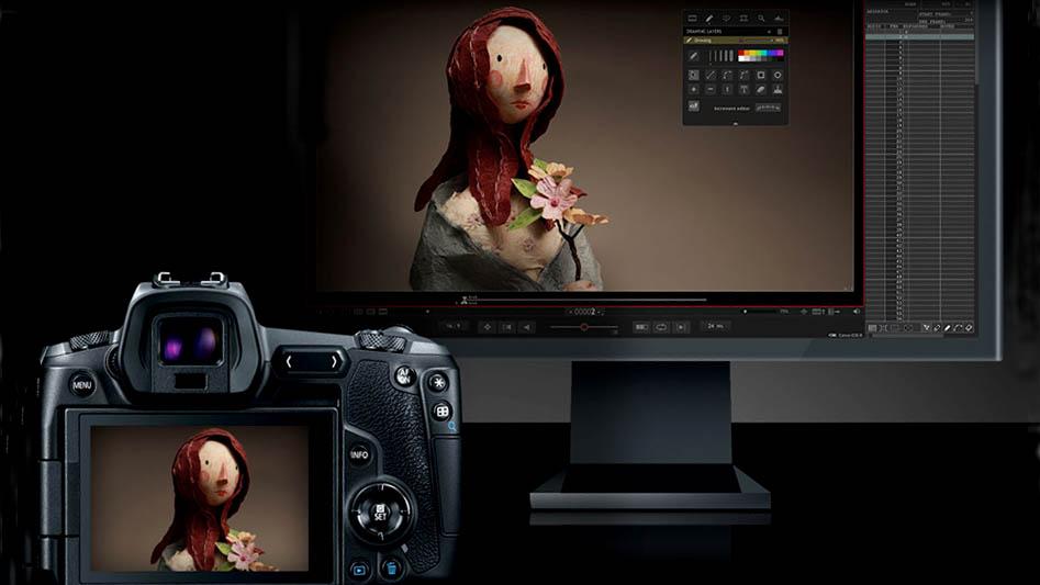 Прошивка для Canon EOS R за $100 для покадровой съёмки