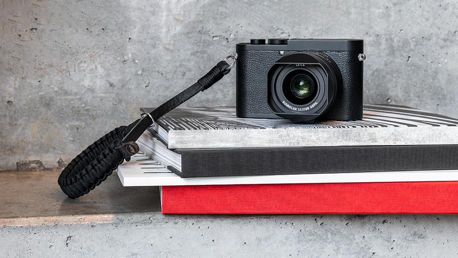 Leica Q2 Monochrom – полнокадровый монохромный компакт