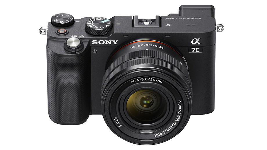 Sony a7C официально анонсирована