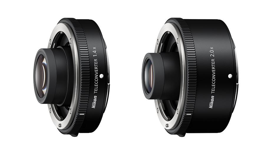 Новые телеконвертеры Z TC-1.4x и TC-2.0x от Nikon