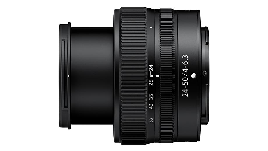 Nikkor Z 24-50mm F4-6.3 – компактный бюджетный зум