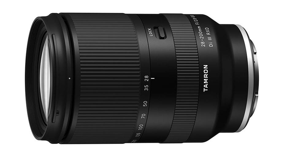 Tamron 28-200mm F/2.8-5.6 Di III RXD официально анонсирован