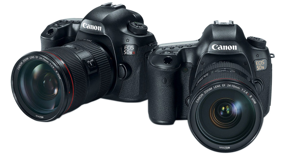Снижены цены на Canon EOS 5DS и 5DS R