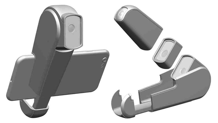 Canon работает над аксессуарами для смартфонов?