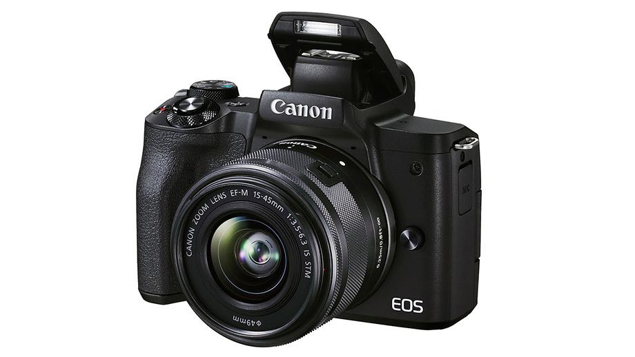 Canon EOS M50 Mark II – 4K24p с кропом 1.5x и без DPAF