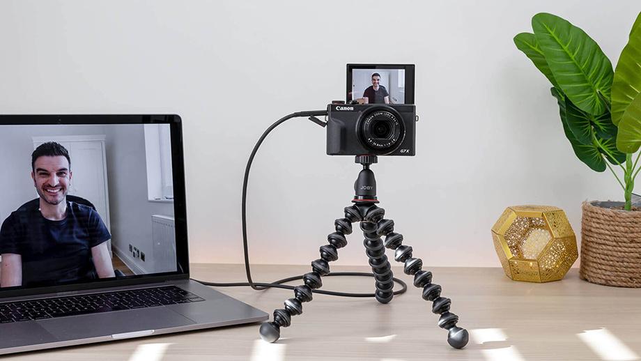 Canon EOS Webcam Utility: финальный релиз и поддержка новых камер