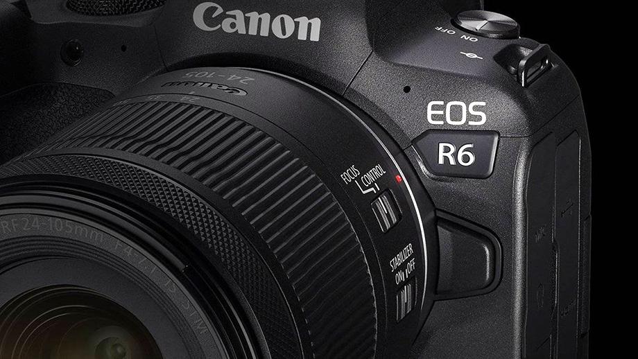 Обновление прошивок Canon EOS R5 и R6 под номером 1.1.1