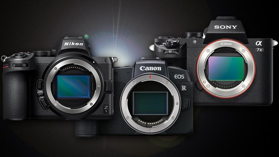 Nikon Z5, Canon EOS RP или Sony a7 II – какую выбрать?