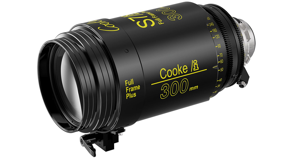 Cooke Optic представила пять новых объективов серии FF+