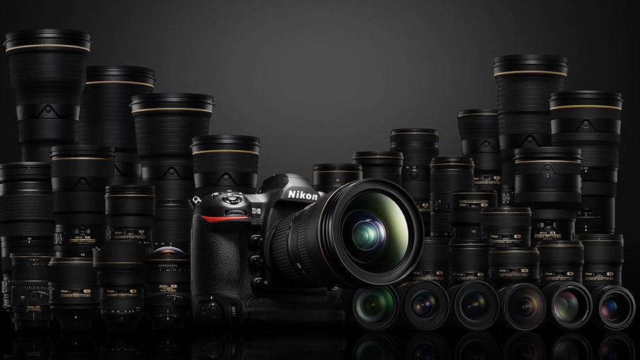 Динамический диапазон Nikon D6 по версии сайта PhotonsToPhotos