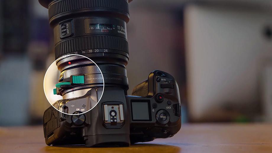Фильтры Breakthrough Photography для EOS R