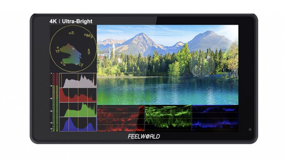 Feelworld LUT6S – 6-дюймовый монитор с тачскрином