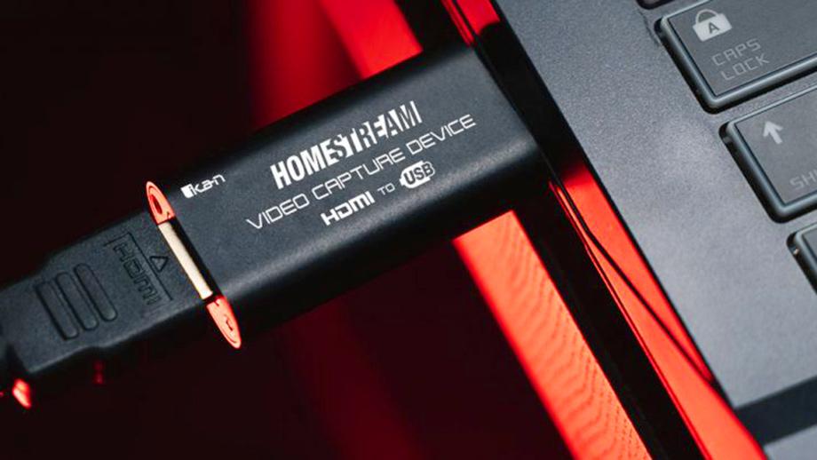 Ikan HomeStream 4K конвертер HDMI в USB