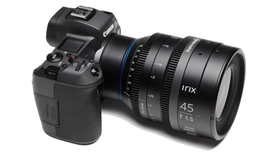 4 киношных объектива Irix для байонета Canon RF