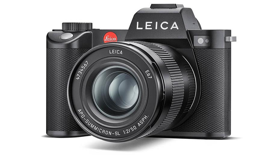 Leica SL2 получила обновление прошивки 2.0