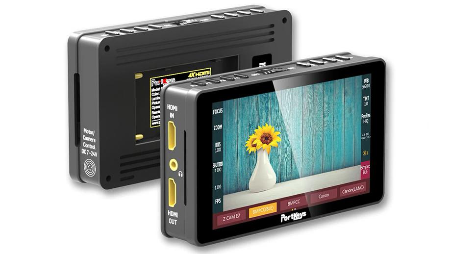 PortKeys LH5H – 5-дюймовый накамерный монитор с тачскрином