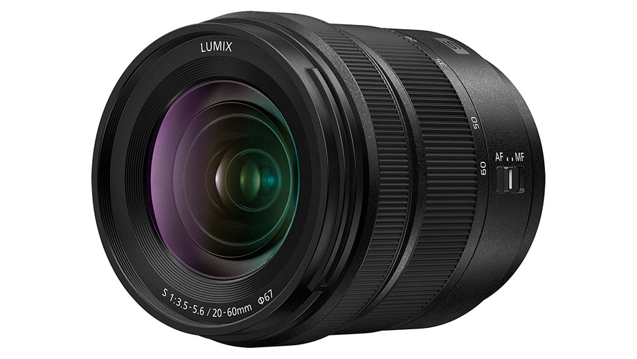 Объектив Panasonic Lumix S 20-60mm F3.5-5.6 для байонета L