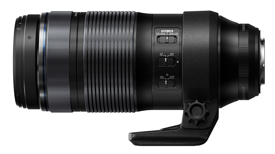 M.Zuiko Digital ED 100-400mm F5.0-6.3 IS – новый телезум от Olympus