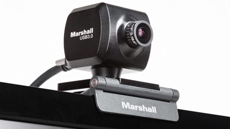 Marshall CV503-U3 – USB веб-камера со сменной оптикой