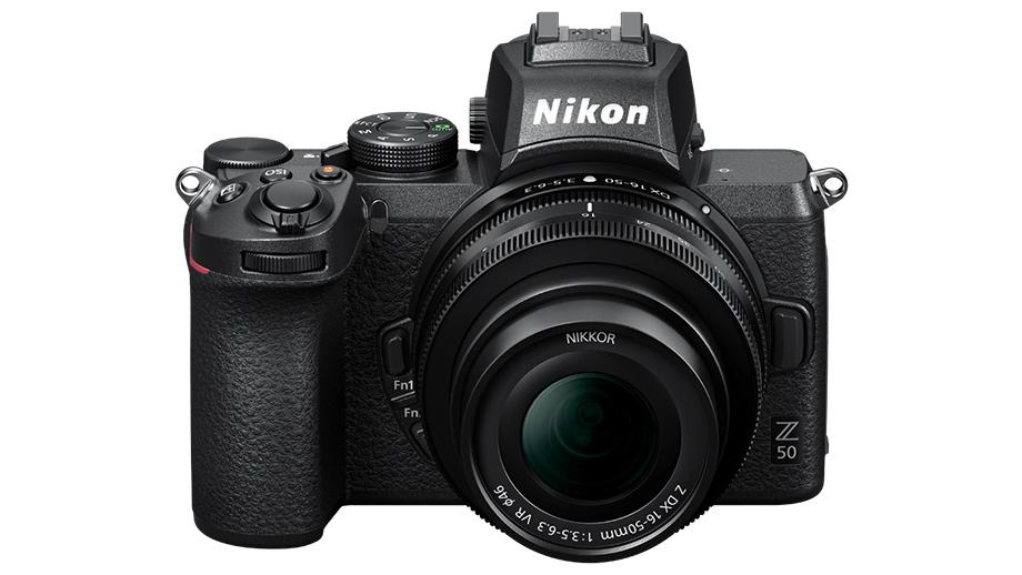 В Nikon Z50 добавлен автофокус по глазам животных