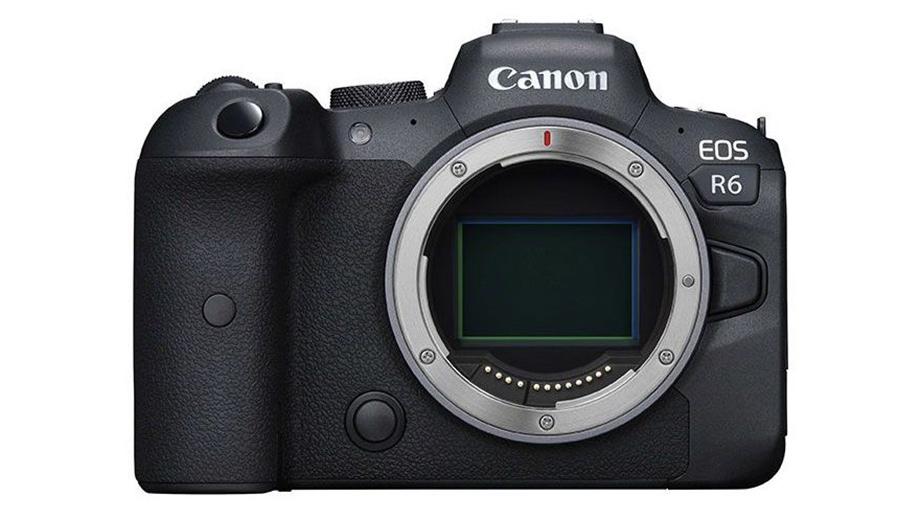 Первые изображения Canon EOS R6