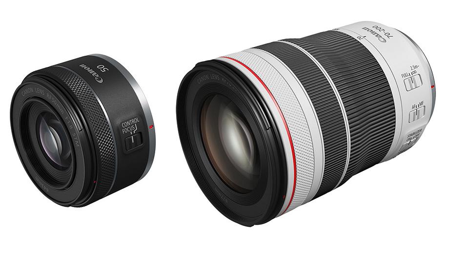 Два новых объектива Canon RF официально анонсированы