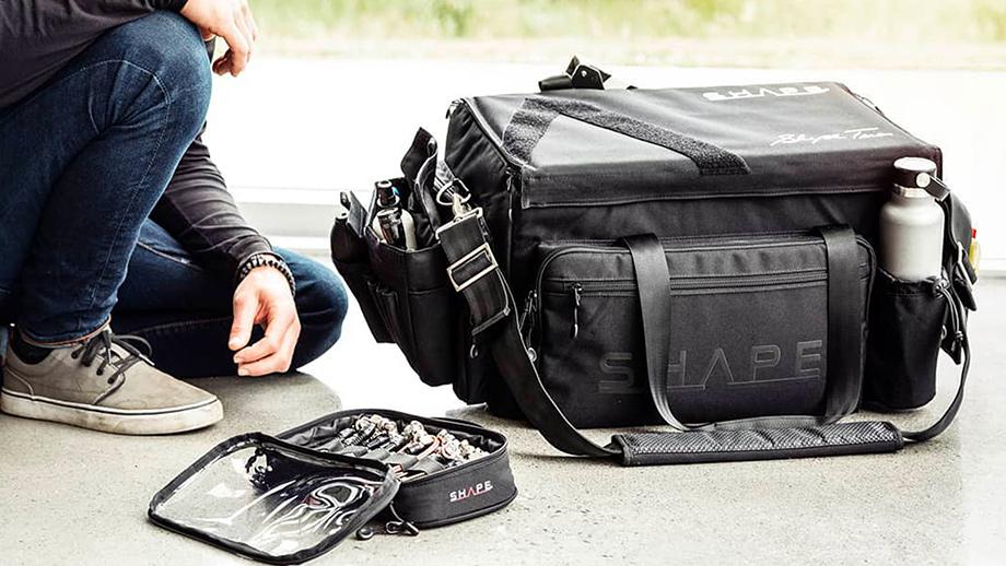 SHAPE SBAG – универсальная сумка для камеры