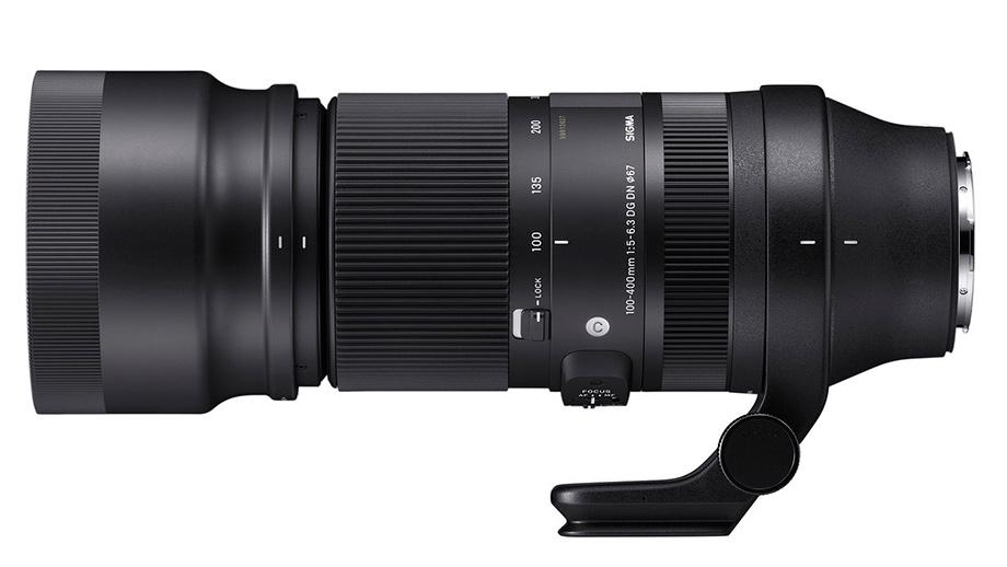 Объектив Sigma 100-400mm F5-6.3 DG DN OS официально анонсирован