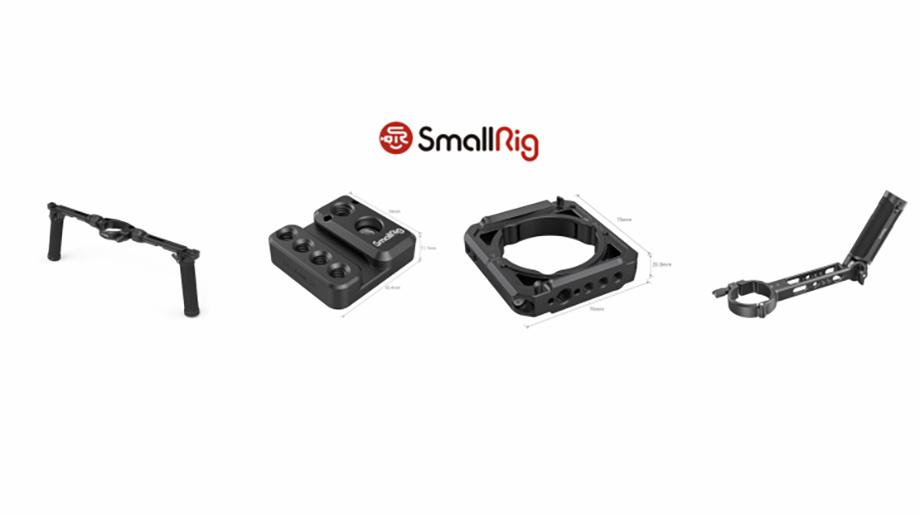 SmallRig выпустила аксессуары для Zhiyun Crane 2S