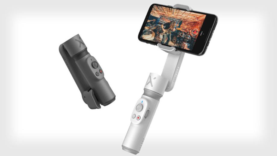 Zhiyun Smooth X – 2-осевой стаб для смартфона за $60