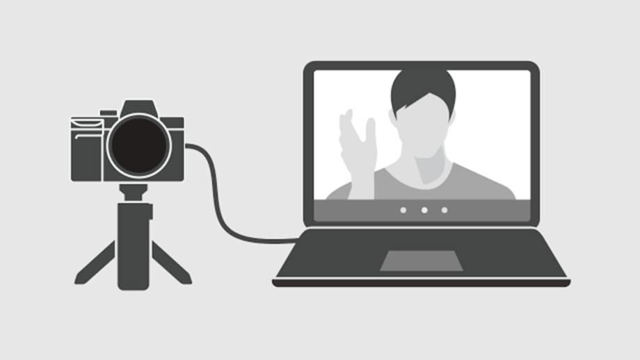 Sony Imaging Edge Webcam превратит 35 моделей камер Sony в веб-камеры