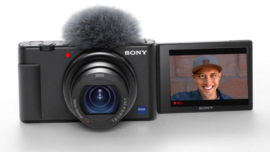 Sony ZV-1 – камера для создателей контента