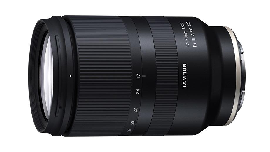 Tamron 17-70mm F2.8 для камер Sony APS-C официально представлен