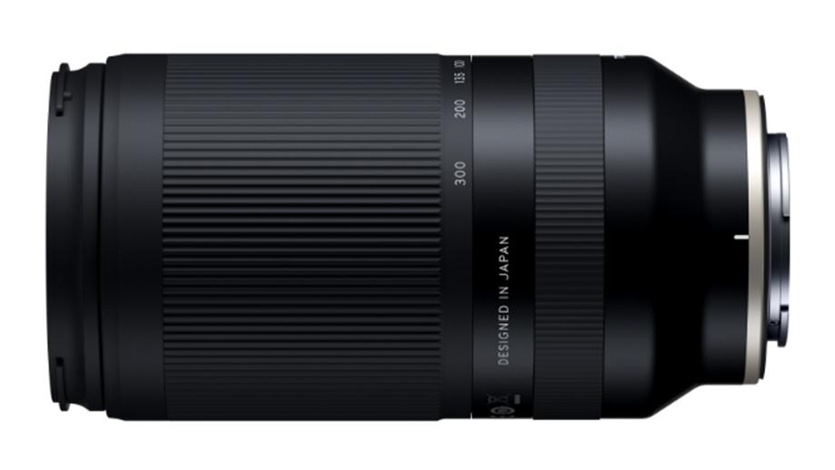 Tamron представила компактный и лёгкий зум 70-300mm F/4.5-6.3 Di III RXD для Sony E