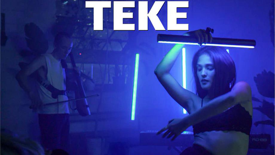 TEKE – голливудский свет DMX на Kickstarter