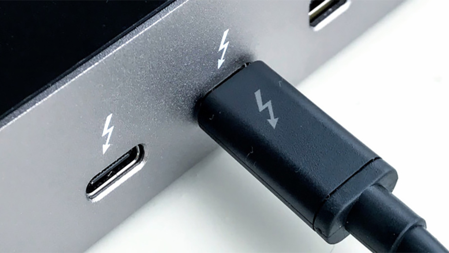 Удар молнии, 4 версия: Intel представила Thunderbolt 4