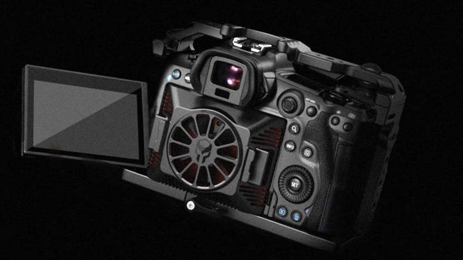 Система охлаждения Tilta Cooling Kit для Canon EOS R5