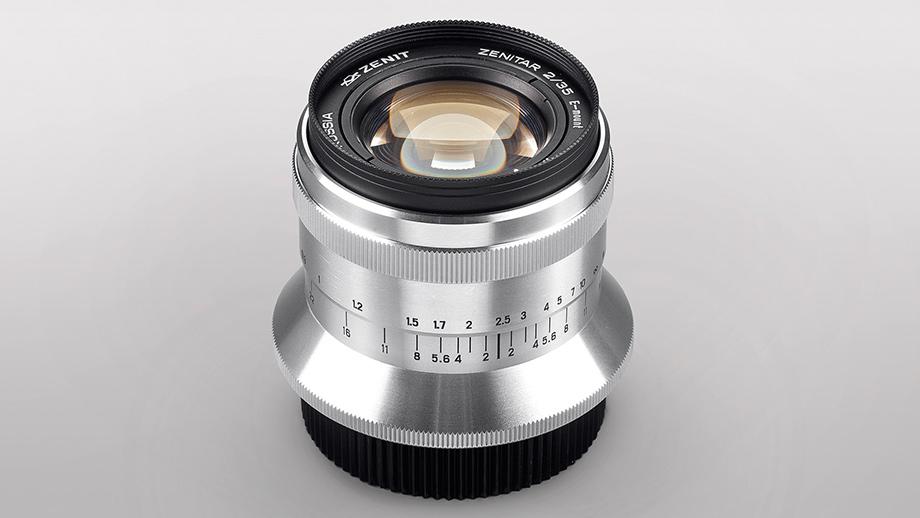 Мануальный объектив «Зенитар-12» для Sony E-mount