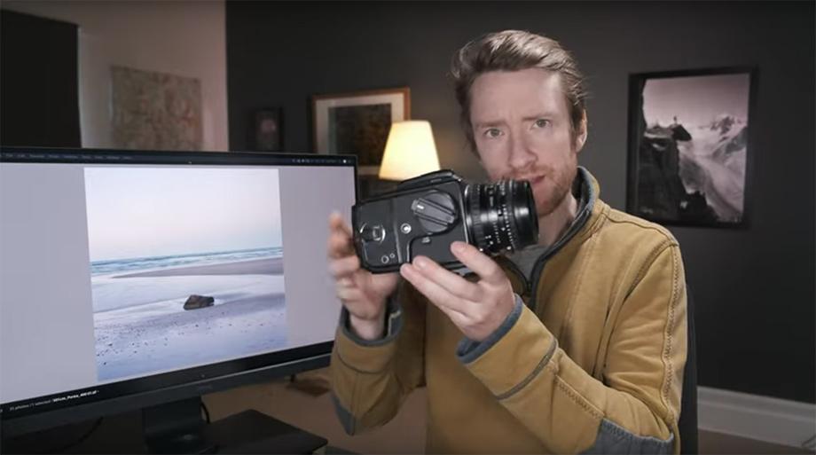Рекомендации пейзажным фотографам от Томаса Хитона