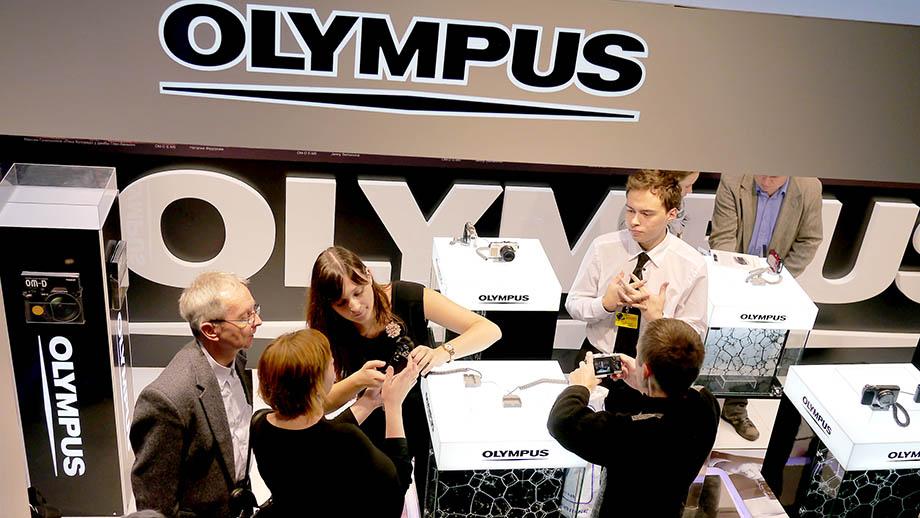 Olympus выходит из бизнеса по производству фотокамер
