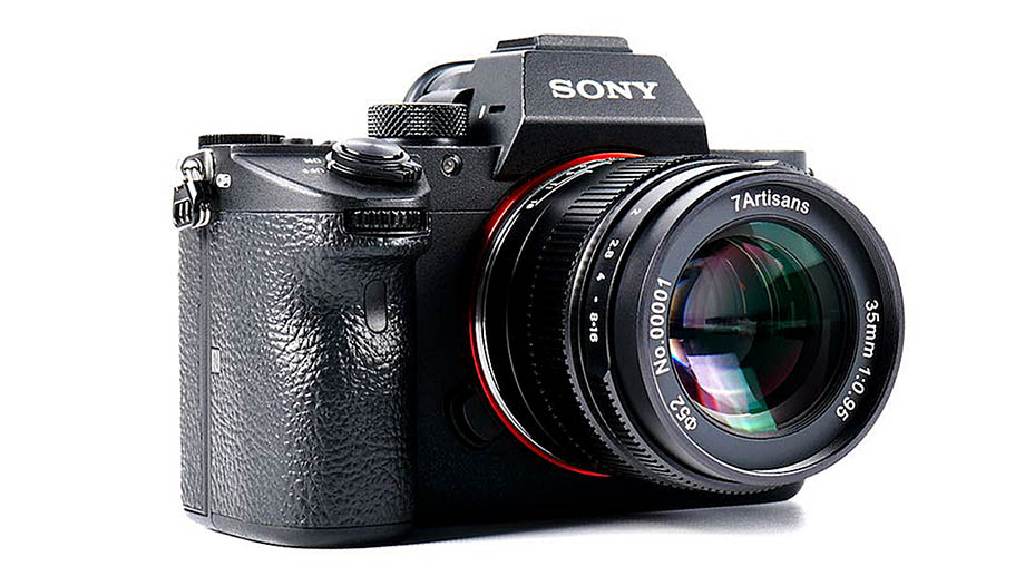 Объектив 7artisans 35mm f0.95 для беззеркальных APS-C камер за $255