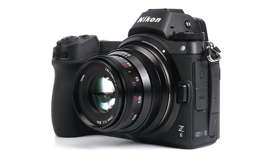 7Artisans выпустит объектив 35mm f/1.2 Mark II для беззеркальных APS-C камер