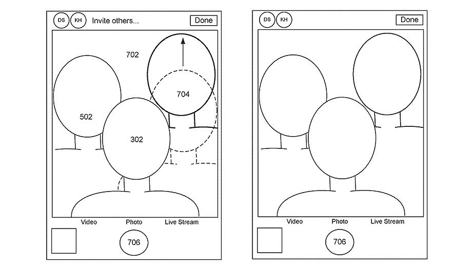 Синтетические групповое селфи от Apple