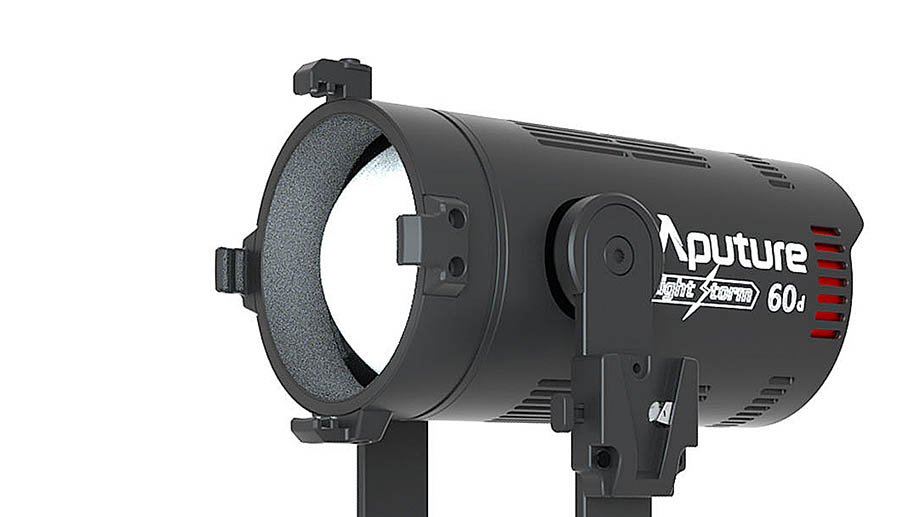 Свет для видео Aputure Light Storm 60d с 5500K