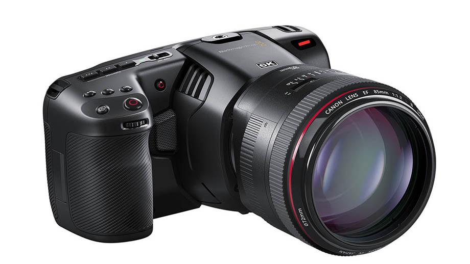 Снижена цена на камеру Blackmagic Pocket Cinema 6K