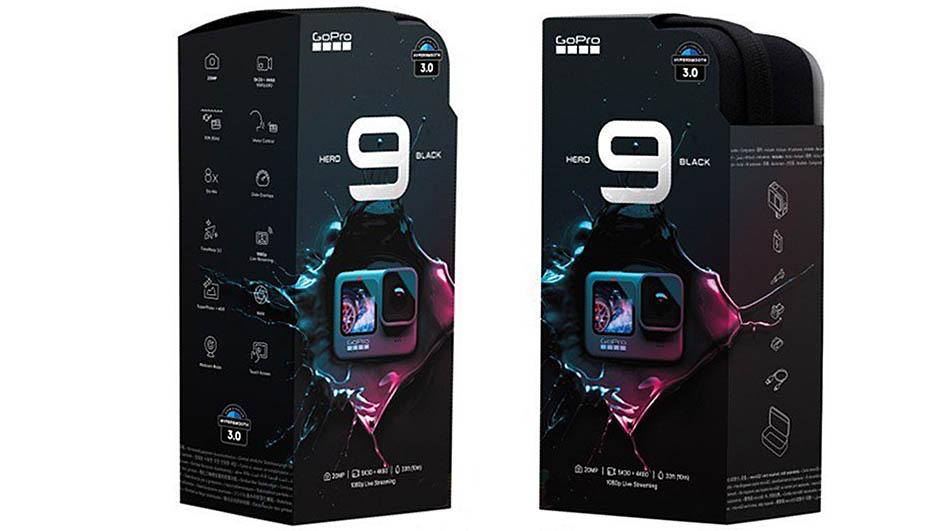 Новые подробности о GoPro Hero 9 Black
