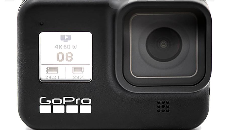 В сети появились изображения готовящейся экшн-камеры GoPro HERO 9